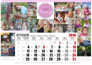 zuzik kalendarz minturka